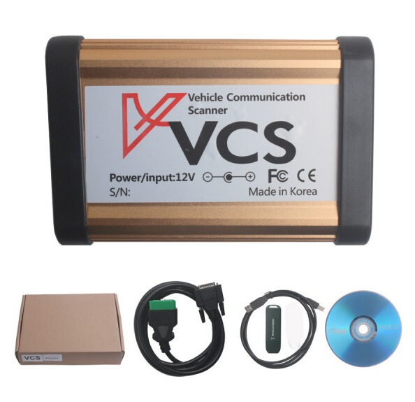 US$268 00 - Hot Sale Bluetooth VCS Vehicle Communication Scanner