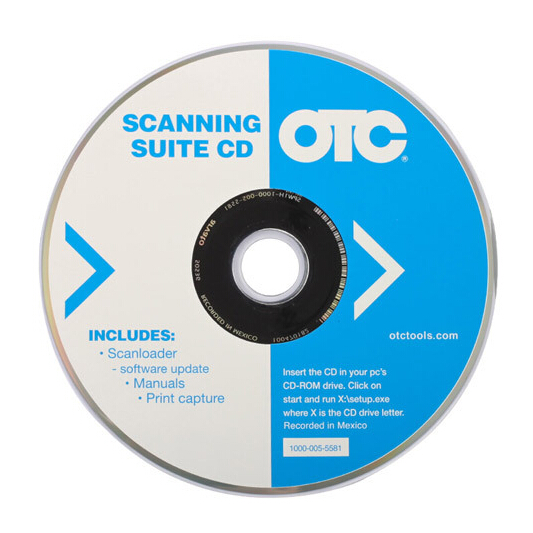 Us13500 Hot Sale Otc 3111pro Trilingual Scan Tool Obd Ii Can