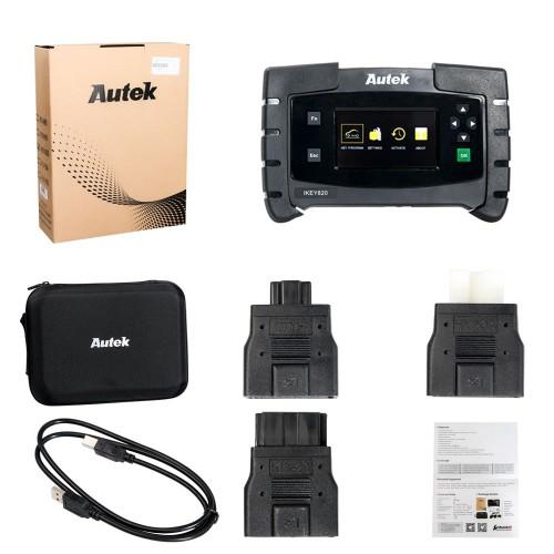 US$598 00 - Hot Sale Original Autek IKey820 OBD2 Car Key