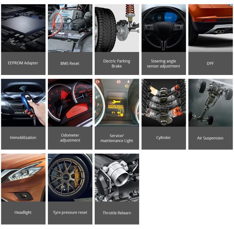 US$775 00 - Hot Sale XTOOL A80 H6 Full System Car Diagnostic