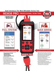 md808 pro