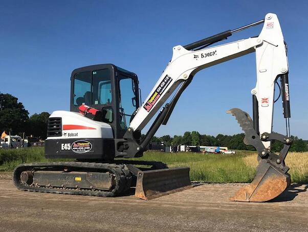 How To Solve Bobcat Excavator Troubleshooting Intermittent