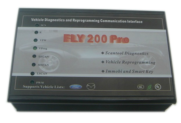 FLY 200 Pro for all ford, mazda, jaguar and landrover
