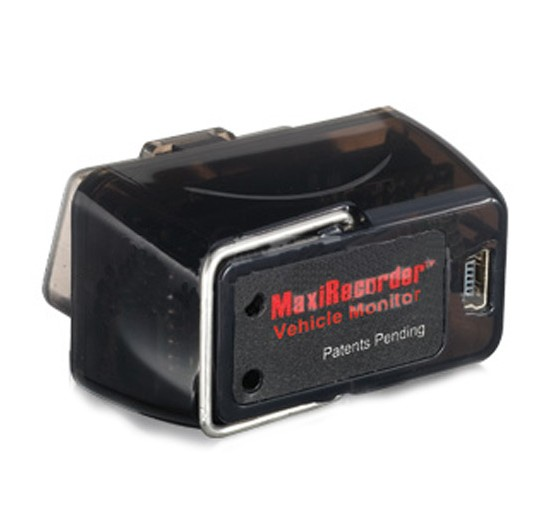 MaxiRecorder Vehicle Monitor