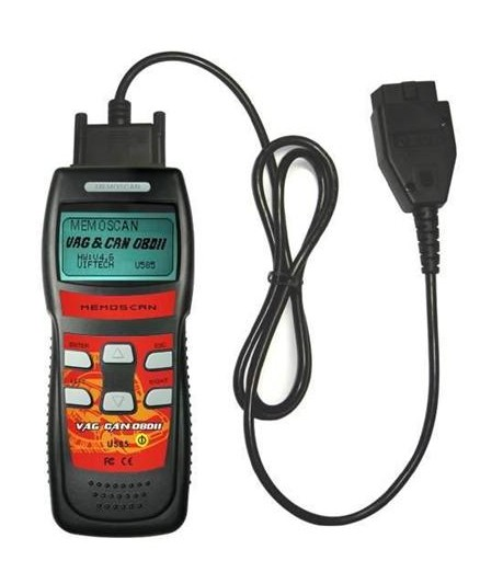 U585 Super Memo Scanner for VAG AND CAN-OBD2