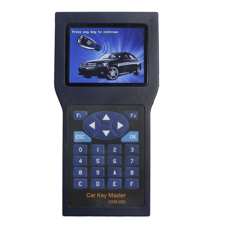 Car Key Master CKM200 Handset with Unlimited Tokens
