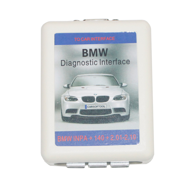 4 in 1 BMW INPA + 140+2.01+2.10 Diagnostic Interface