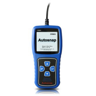 CR803 JOBDII Code Reader
