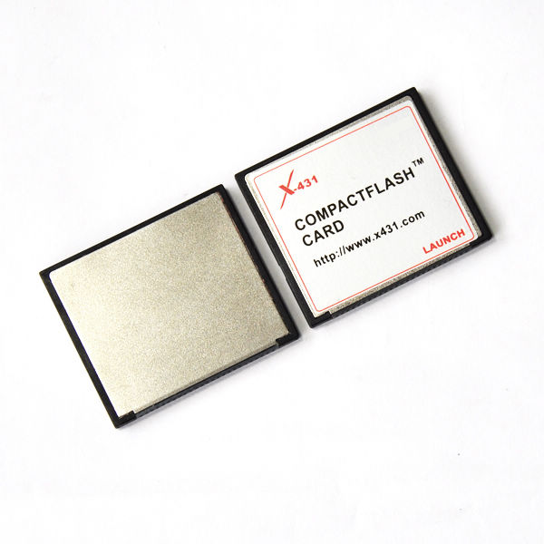 LAUNCH X431 EMPTY CF CARD