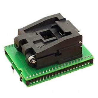 Chip Programmer Socket PLCC44 PLCC-44P adapter with cover