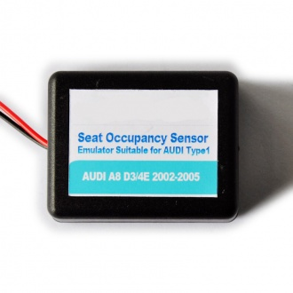 Seat Occupancy Occupation Sensor SRS Emulator for Audi Type1