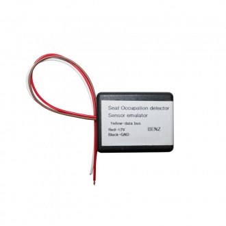 Seat occupation detector sensor emulator for all Benz W220