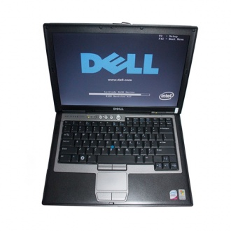 Dell D630 Core2 Duo 1,8GHz, WIFI, DVDRW Second Hand Laptop for MB STAR C3/C4/C5 and BMW ICOM A2/A3/next