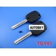toyota 4C duplicable key toy43