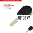 Landcover remote key shell two buttom