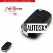 landcover smart remote key shell three button