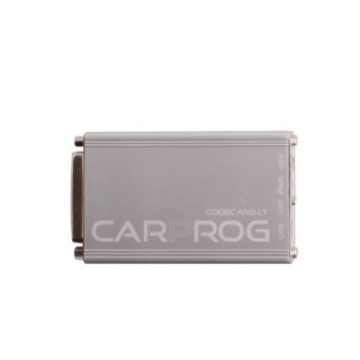 Carprog Full V10.05 with 21 Adapters(Airbag reset best & Dash, Immo, MCU/ECU)