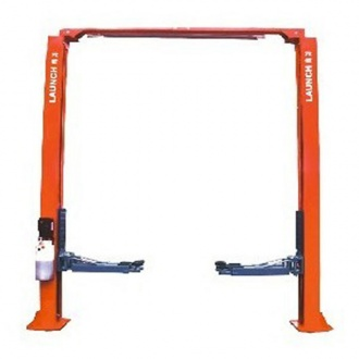 Launch TLT235SC Economical Floorplate Two Post car Lift