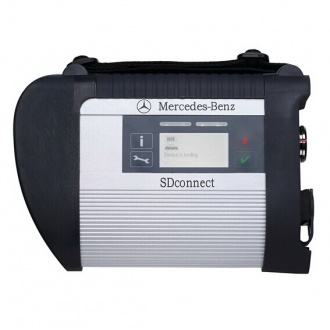 Best Quality MB SD Connect Compact C4 Star Diagnostic TooL V2017.12 With Vediamo and DTS Engineering Software Support Of