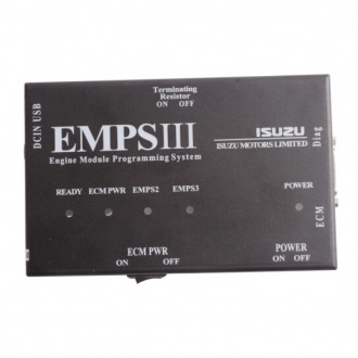 ISUZU EMPSIII Programming Plus with Dealer Level