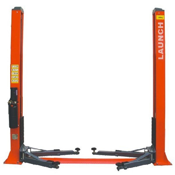 Original Launch TLT240SB Economical Floor Plate Two Post Lift