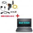 BMW ICOM A+B+C With Latest software 2016.07 Engineers Version Plus DELL 6420 Laptop