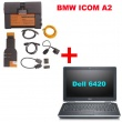 BMW ICOM A2 With V2020.05 Engineers software Plus DELL E6420 Laptop Preinstalled Ready to Use
