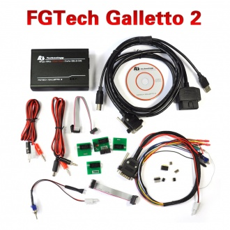 Best Quality New FGTech Galletto 2-Master V54 with BDM Function