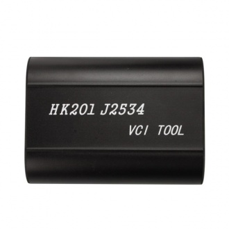 HK201 J2534 VCI Diagnostic Tool V15 For Hyundai & Kia 2014 New Arrival