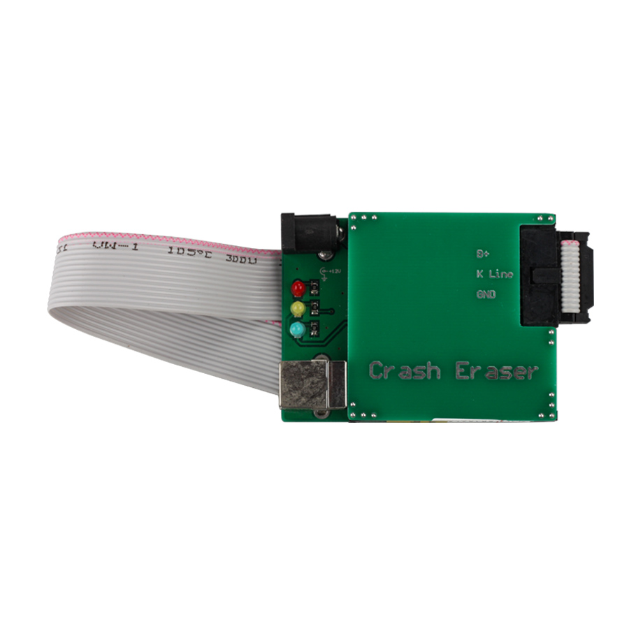 OBD2 Crash Eraser
