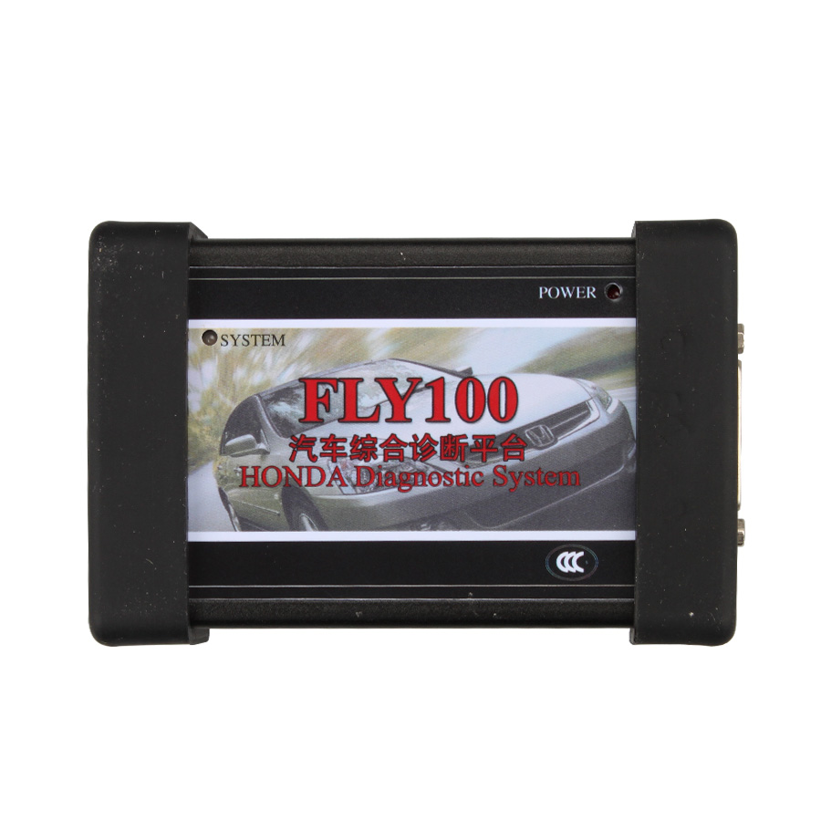 FLY100 H-onda Scanner Full Version