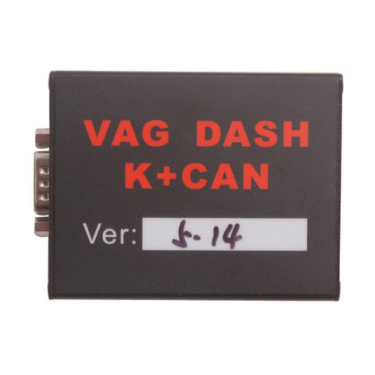 VAG DASH CAN 5.14