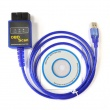 USB ELM327 OBD2 Interface OBD Scan Tool V2.1