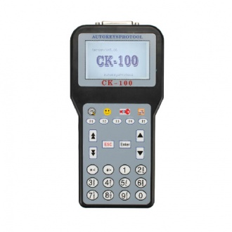 CK-100 CK100 V45.09 with 1024 Tokens Auto Key Programmer