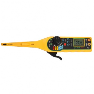 Car Auto Power Electric Circuit Tester Multimeter+Lamp+Probe+Light 0-380Volt