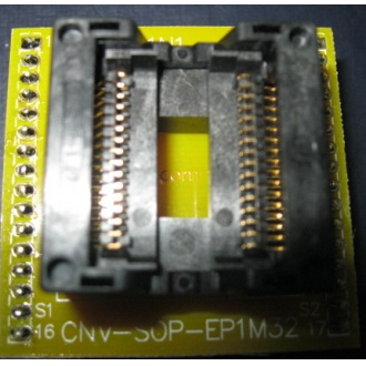 SOP32 SOP32P SOP-32P socket adapter for chip programmer
