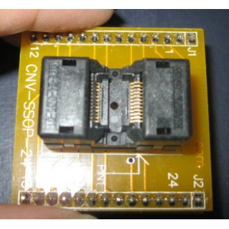 Chip Programmer Socket SSOP24