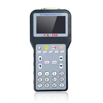 V60.01 CK-200+ CK200+ Auto Key Programmer Updated Version of CK-200 No Tokens Limitation