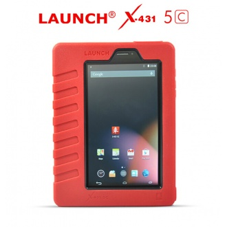 Launch X431 5C Wifi/Bluetooth Tablet Full System Diagnostic Tool plus All Connectors