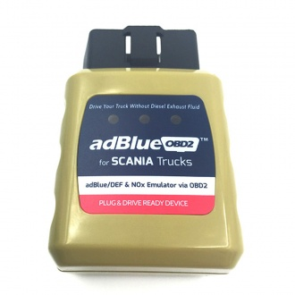 AdblueOBD2 for SCANIA Trucks