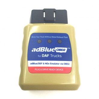 AdblueOBD2 for DAF Trucks