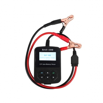 Original BAT-500 12V Auto Battery Tester with Portable Design