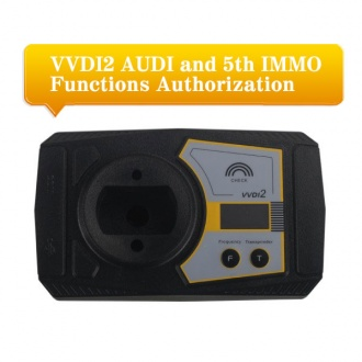 2015 VVDI2 AUDI and 5th IMMO Functions Authorization Service