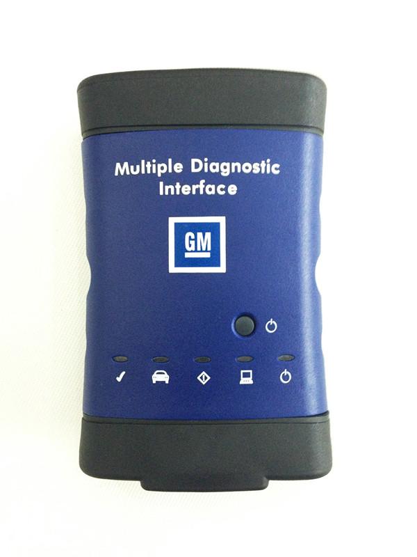 runnerequipment Esc/áner de diagn/óstico m/últiple de WiFi de la Herramienta de Interfaz del Coche de MDI para GM