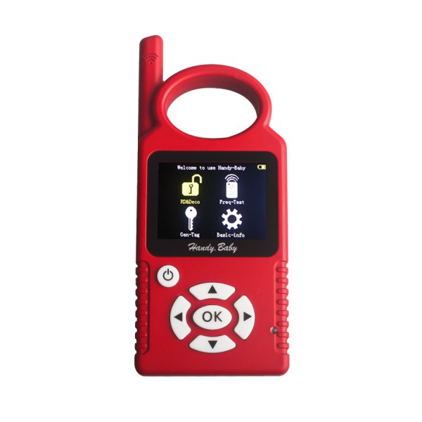 Handy Baby Hand-held Car Key Copy Auto Key Programmer for 4D/46/48 Chips