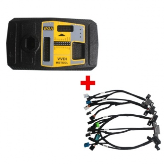Original Xhorse V2.0.6 VVDI MB BGA TooL Benz Key Programmer Including BGA Calculator Function Plus EIS/ELV Test Line