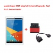 Launch Super X431 Idiag DBSCar full Systems Diagnostic Tool PLUS Android tablet