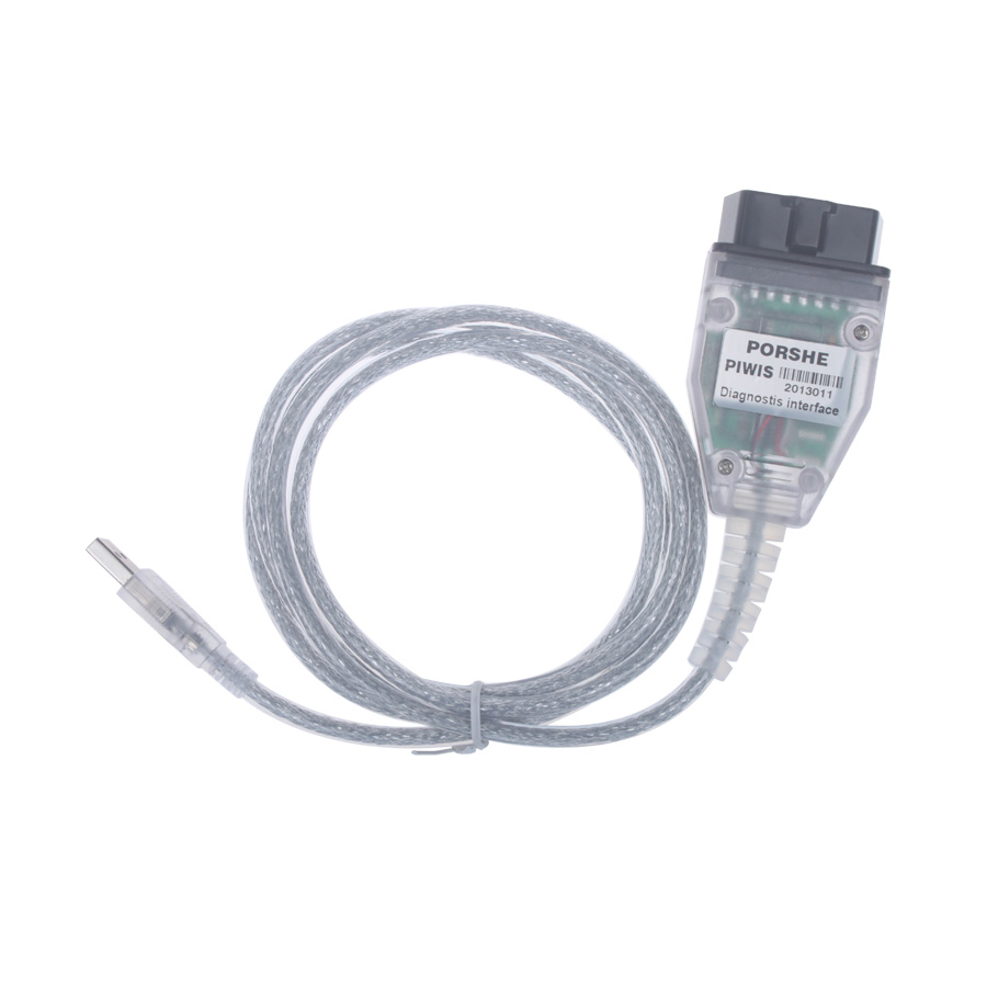 Porsche Piwis Diagnostic Cable