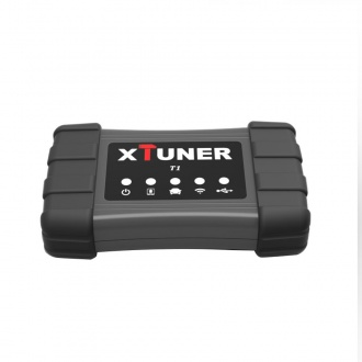 Xtuner T1 HD Heavy Duty Truck Diagnostic Tool Support Special Functions
