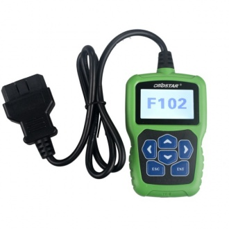 OBDSTAR Nissan/Infiniti Automatic Pin Code Reader F102 with Immobilizer and Odometer Function
